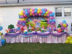 abby cadabby party supplies abby caddaby centerpiece for less than 5 00 party decor