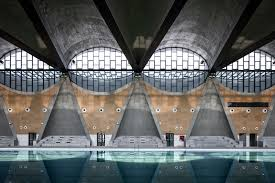 sports architecture archdaily