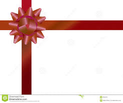 christmas wrapping bow gift wrapping bow and ribbon royalty free stock photos image 395318
