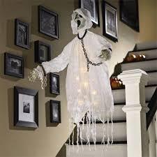 homemade indoor halloween decorations