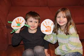 create a simple handprint leprechaun craft for kids it is a
