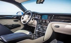 car picker bentley mulsanne interior images