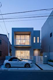 narrow modern homes images about cool houses modern home design images on stunning