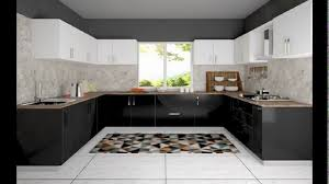latest modular kitchen design in indian youtube