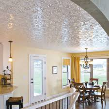 Tin Tiles For Backsplash In Kitchen Interior Faux Tin Ceiling Tiles Glue Up Ceiling Tiles Tin