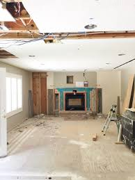 Family Room Designs Our Fixer Upper Family Room Design Progress And Big Decisions