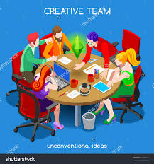 Plan Icon Stock Photos Images Amp Pictures Shutterstock Stock Vector Startup Creative Teamwork Brainstorming Meeting