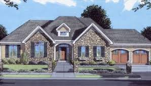 French Country House Plan Country French House Plans U0026 Euro Style Home Designs By Thd