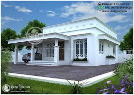 Single Floor House Model