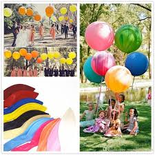 order helium balloons for delivery wedding party 45cm colorful balloon 18inch