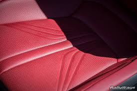 lexus rc f how many seats leather seat repair and maintenance for posh car interiors rallyways