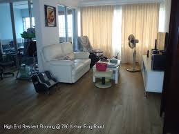 is high end resilient flooring a substitute to traditional