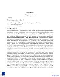 managing misbehaviour organizational behavior study notes