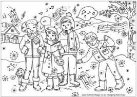 music christmas coloring pages coloring
