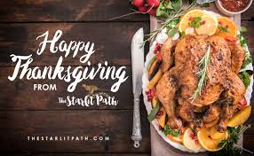 thanksgiving posters thanksgiving posters the starlit path