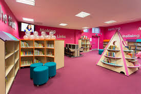 Elementary School Library Design Ideas Arcadia Unified Libraries Pinterest And L Idolza | school library interior designs school library interior designs