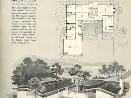 family home plan mid century modern home plans mid century modern house plans 1950s