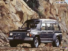 nissan patrol 1991 nissan safari car technical data car specifications vehicle fuel