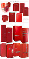 retro refrigerators and mini fridges making it lovely