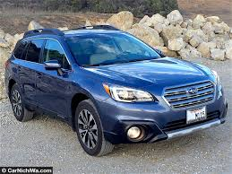 subaru outback lowered carnichiwa 2016 subaru outback long term review part 2