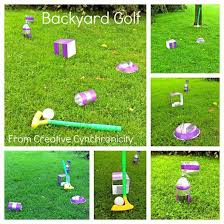 Easy Backyard Games 362 Best Golf Images On Pinterest Games Outdoor Games And