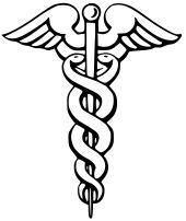 the symbol caduceus
