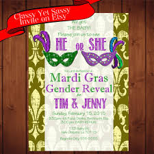 mardi gras babies mardi gras gender reveal king cake gender reveal by