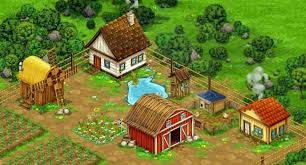 big farm house big farm worlds land