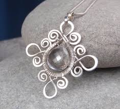 necklace jewelry patterns images 27 free wire wrap jewelry tutorials diy to make jpg
