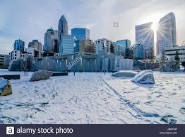 North Carolina scenery images Rare winter scenery around charlotte north carolina stock photo jpg