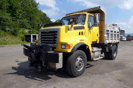 2007 sterling l8500 single axle dump truck for sale by arthur