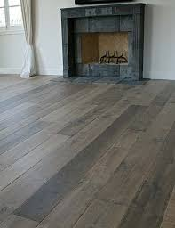 our custom aged oak floors are extremely popular with