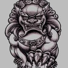 foo fu dog 44 best fu dog images on dog tattoos tattoo ideas and