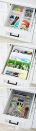 Organize Your Desk by Best 20 Desk Drawer Organizers Ideas On Pinterest Craft Drawer