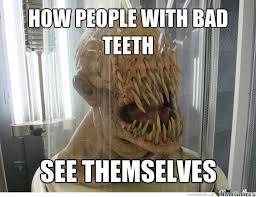 Dog Teeth Meme - 25 very funny teeth meme images you need to see before you die