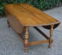 Ethan Allen Tables by Ethan Allen Drop Leaf Coffee Table