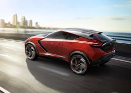 nissan crossover nissan crossover concept gripz the road like a sports car