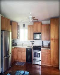 42 Inch Kitchen Cabinets by Cinnamon Shaker Cabinets Rta Cinnamon Kitchen Cabinets From Lily