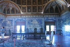 palace interiors tiled interiors sintra national palace picture of sintra national