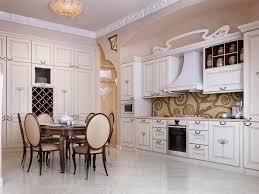 kitchen colors for white cabinets nice tile backsplash black