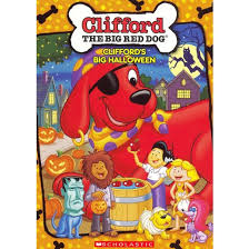 Clifford Big Red Dog Halloween Costume Clifford Big Red Dog Clifford U0027s Big Halloween Target