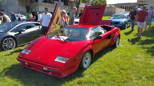 crashed lamborghini countach why do exotic and classic car values keep increasing how did