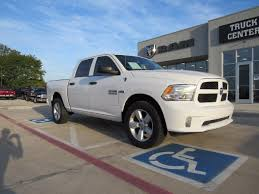 2014 dodge ram 1500 crew cab 2014 dodge ram 1500 4x4 crew cab express white used truck for sale
