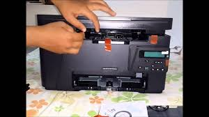 hp laserjet pro mfp m126nw wifi printer unboxing and how to use