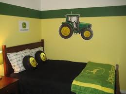 John Deere Bedroom Ideas - John deere kids room