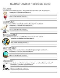 dbt recognizing your emotions worksheet could be helpful for