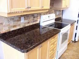 Baltic Brown Granite Countertops With Light Tan Backsplash by Granite Overlay By Crs Granite Baltic Brown Granite Discover