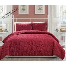 everrouge coral 3 piece bedding set walmart com