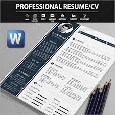 Resume Templates Word Format 21 Word Professional Resume Templates Free Download Free