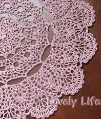 Crochet Home Decor Patterns Free Free Crochet Doily Pattern Crochet Doily Patterns Pinterest